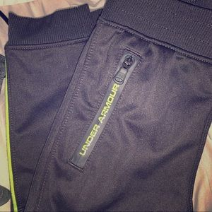 2t Under Armour Toddler Boy Joggers